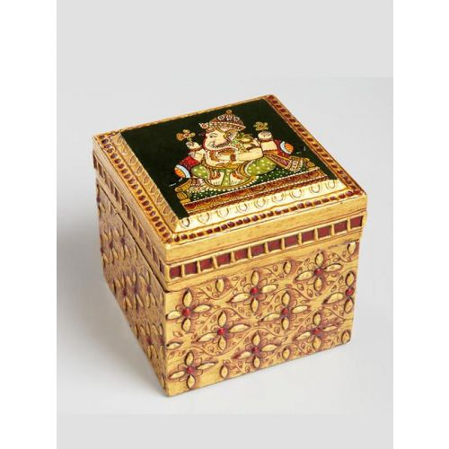 Tanjore Painting Inspired Box